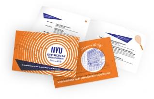 NYU Stern Orientation Program, first alternative concepts