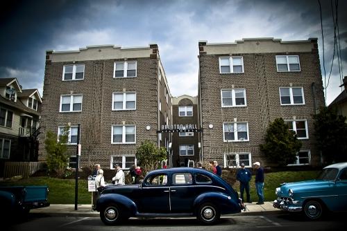 Brenton Hall Apartments, Narberth, Pennsylvania