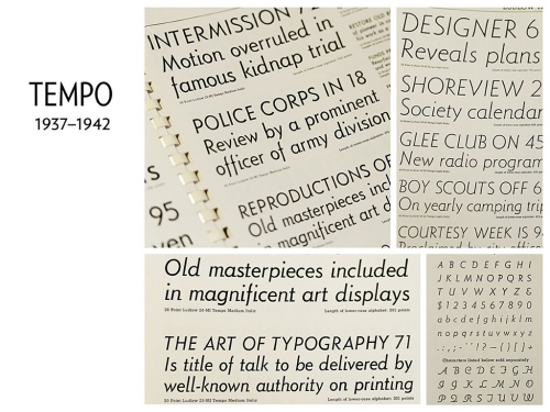 Ludlow: Typographic Influence, 1931–1962 (3)