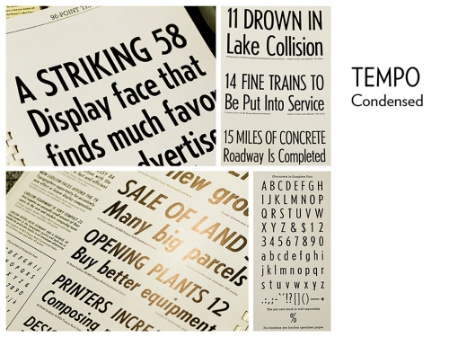 Ludlow: Typographic Influence, 1931–1962 (5)