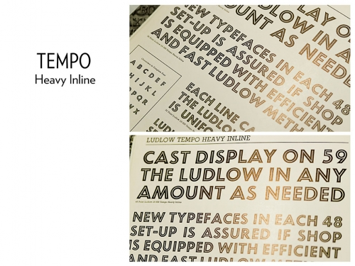 Ludlow: Typographic Influence, 1931–1962 (7)