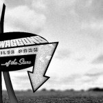 Star Waggons trailer park sign concept