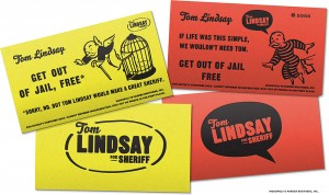 Monopoly Sheriff Campaign