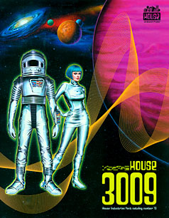 House 3009 Catalog Cover