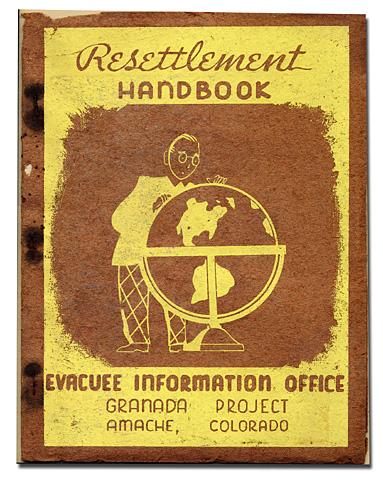 Resettlement Handbook cover, Granada / Amache