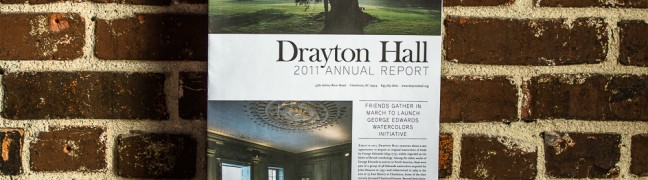 Drayton Hall Annual Report