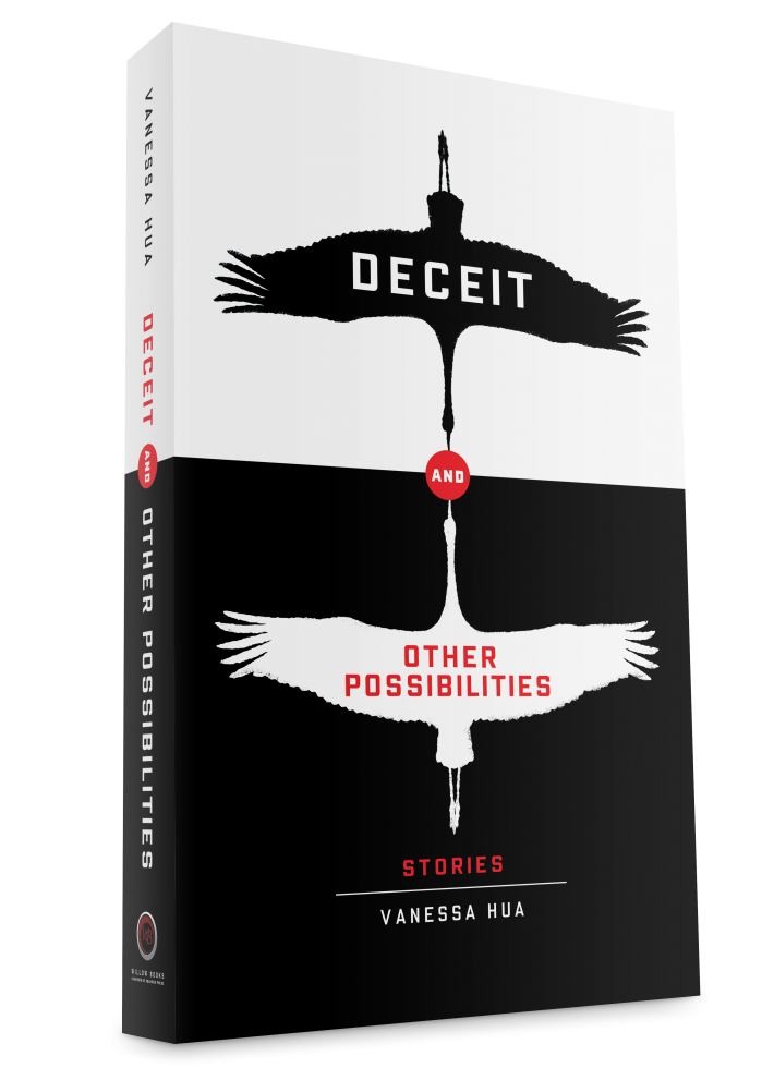 Vanessa Hua: Deceit and Other Possibilities book cover