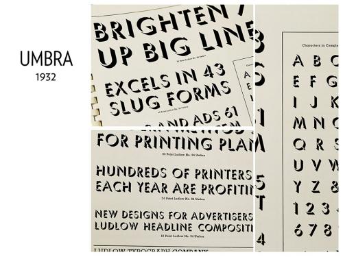 Ludlow: Typographic Influence, 1931–1962 (11)