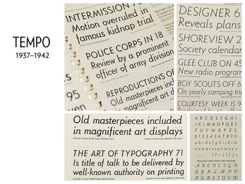 Ludlow: Typographic Influence, 1931–1962 (3)
