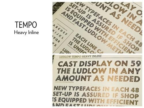 Ludlow: Typographic Influence, 1931–1962 (7)