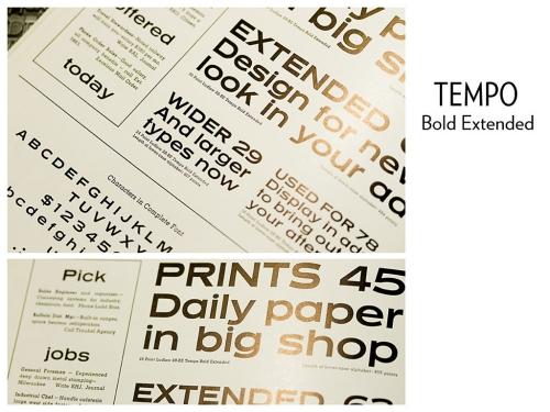 Ludlow: Typographic Influence, 1931–1962 (9)