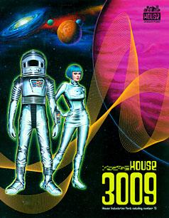 House 3009 Catalog Cover