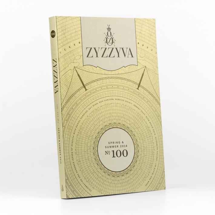 ZYZZYVA No. 100, designed by Josh Korwin