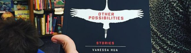 Vanessa Hua's Deceit and Other Possibilities, temporary tattoo